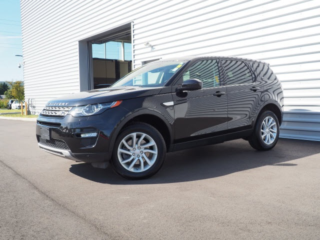 2016 Land Rover >> Pre Owned 2016 Land Rover Discovery Sport Hse 4wd 4d Sport Utility