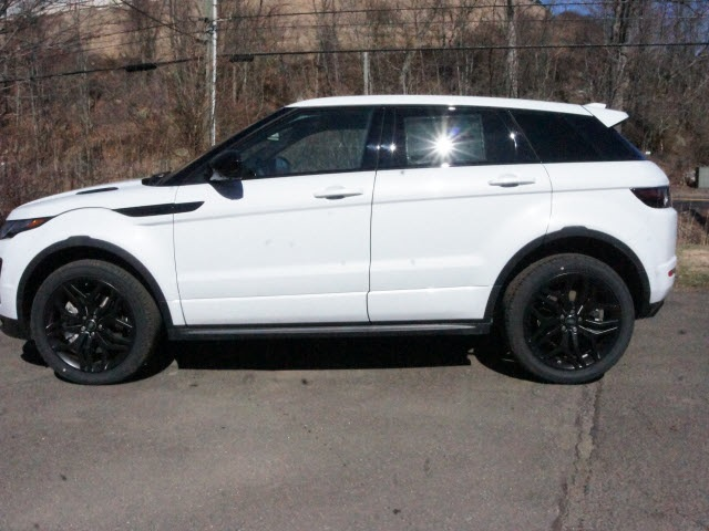 Land Rover Evoque >> New 2018 Land Rover Range Rover Evoque Hse Dynamic 4wd 4 Door