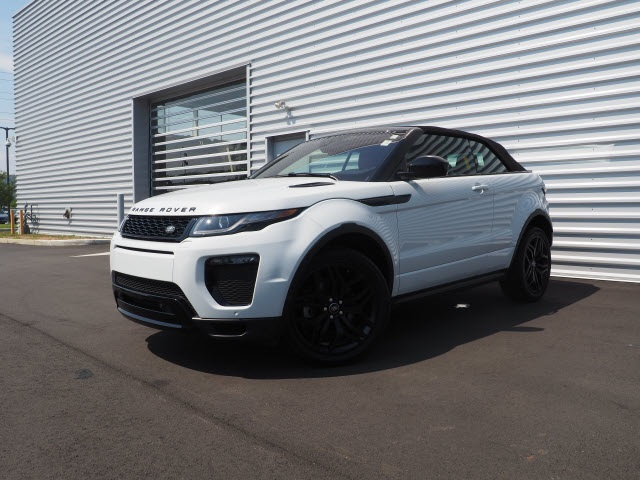 Pre-Owned 2018 Land Rover Range Rover Evoque HSE Dynamic