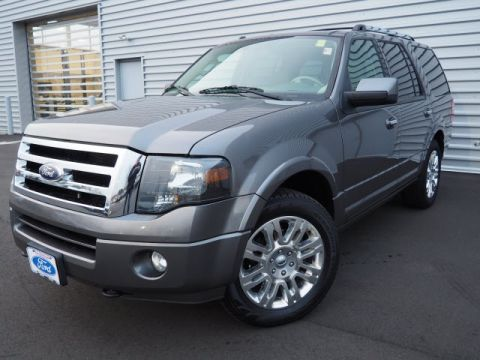 Pre-Owned 2013 Ford Expedition Limited