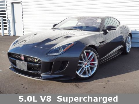 Pre-Owned 2017 Jaguar F-TYPE R