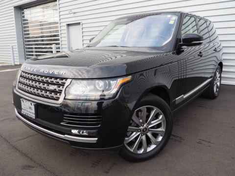 Pre-Owned 2016 Land Rover Range Rover 3.0L V6 Turbocharged Diesel Td6