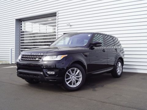Certified Pre-Owned 2017 Land Rover Range Rover Sport SE