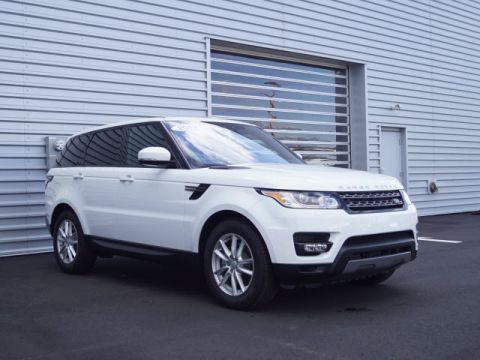 New 2017 Land Rover Range Rover Sport HSE